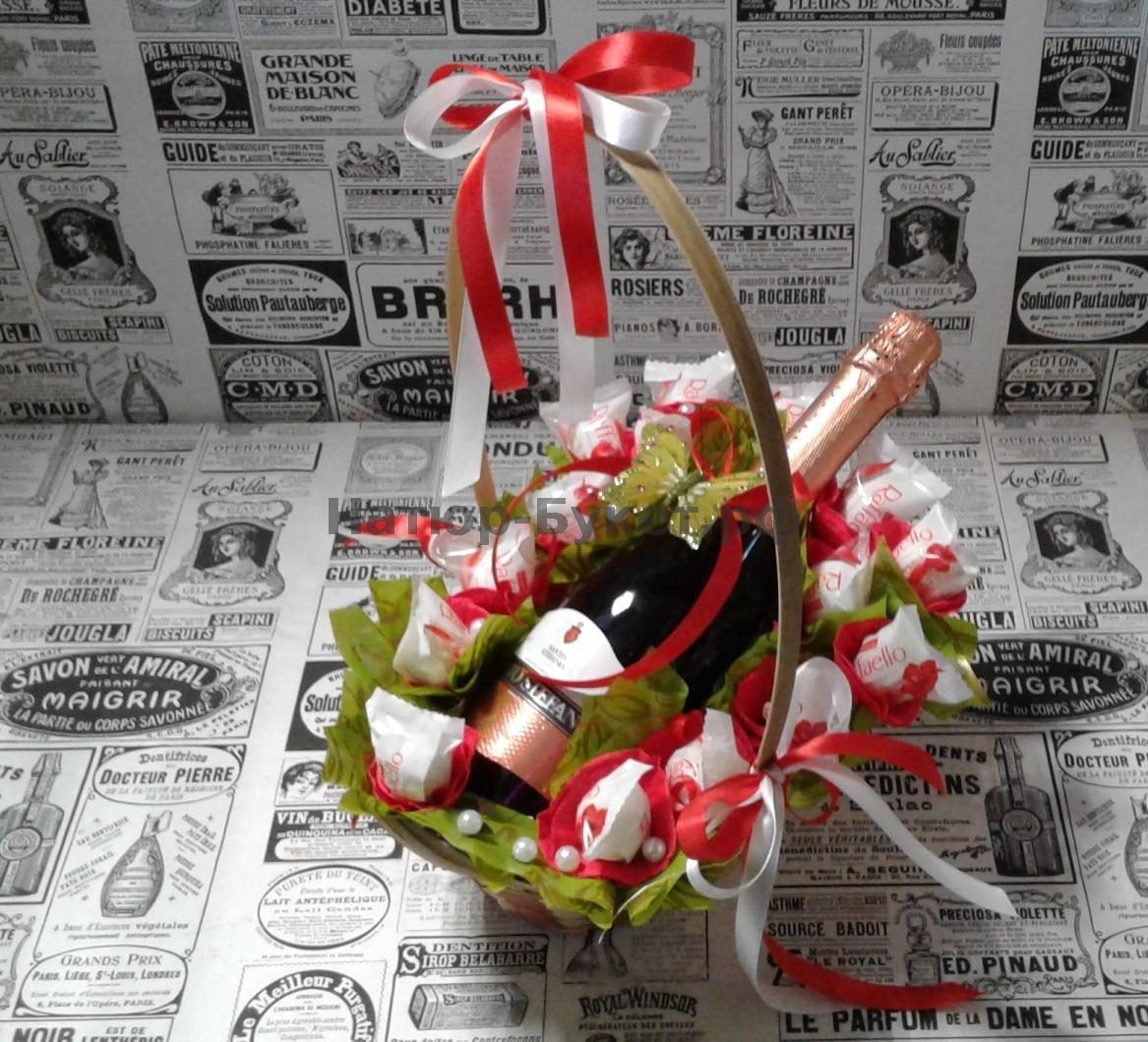 Поздравления к конфетам рафаэлло
